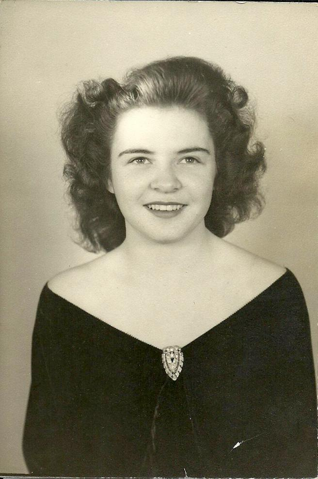 Mom - formal portrait