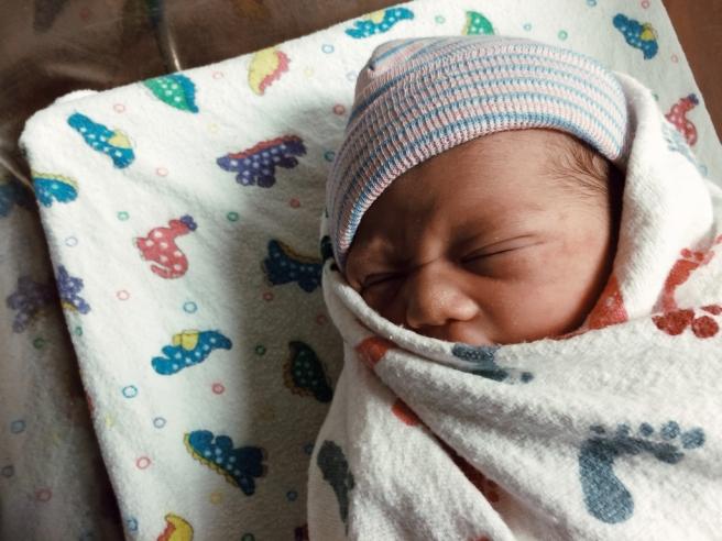 Welcome Baby Jackson
